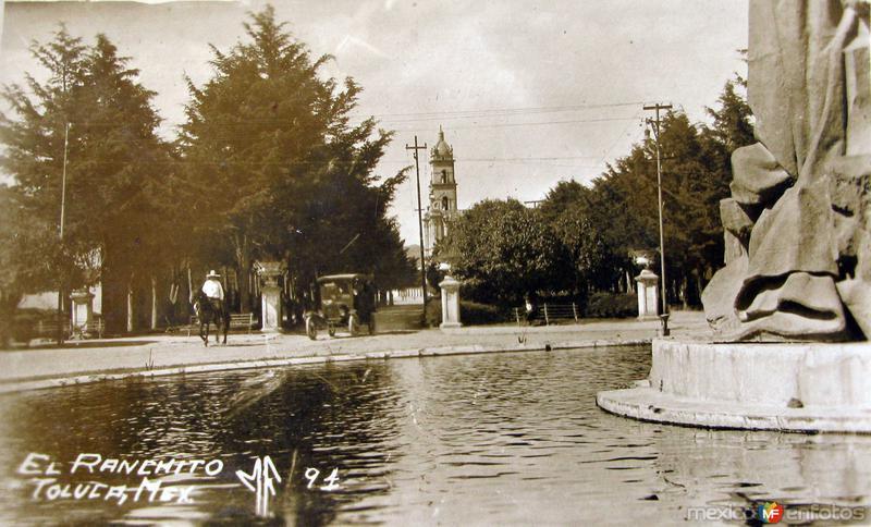 ELRANCHITO Hacia 1920