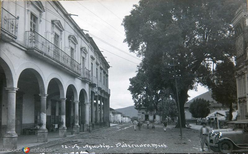 SAN AGUSTIN Hacia 1940
