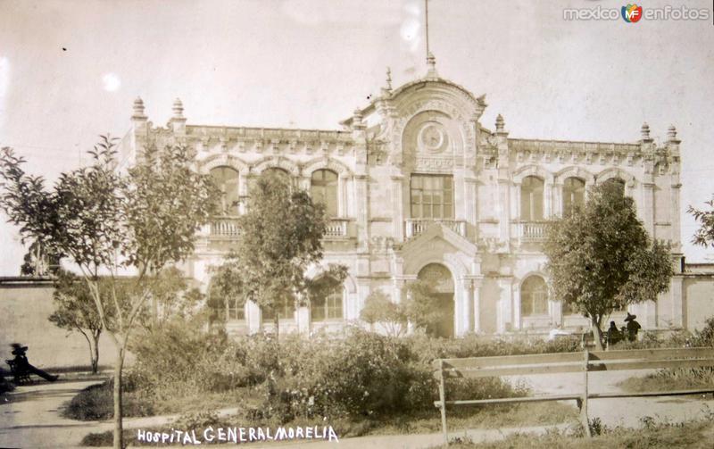 HOSPITAL GENERAL Hacia 1945