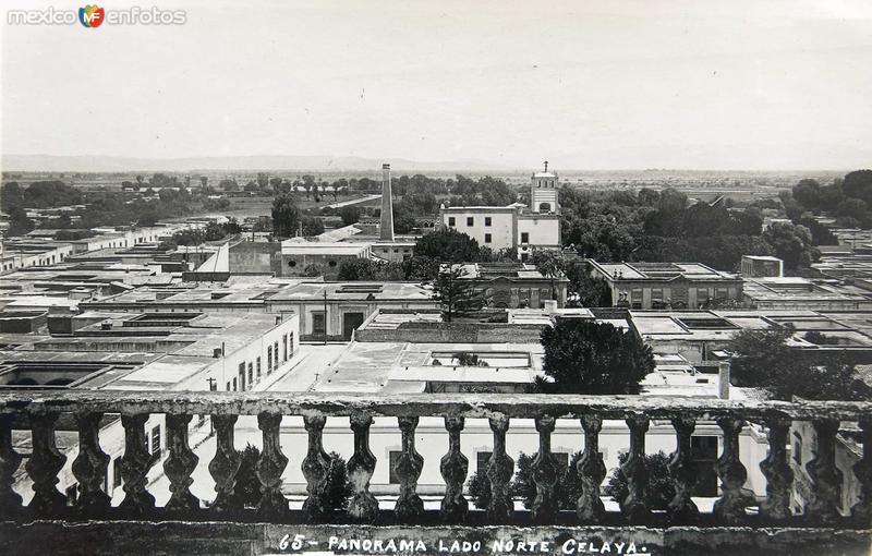 PANORAMA Hacia 1929