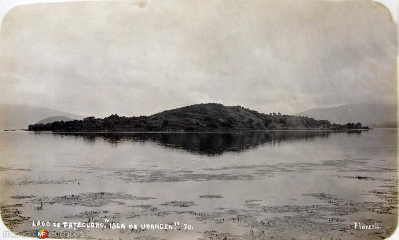 ISLA DE URANDEN