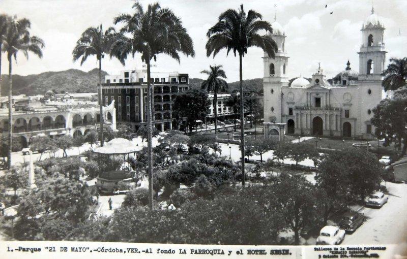 PANORAMA Y PARQUE 21 DE MAYO