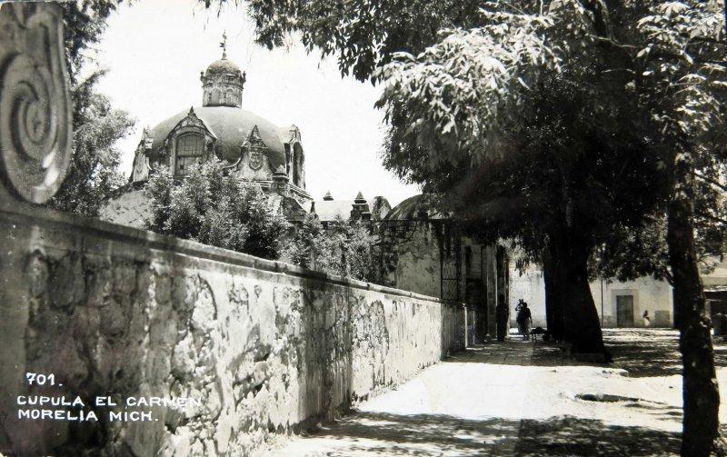 CUPULA DE EL CARMEN Hacia 1945