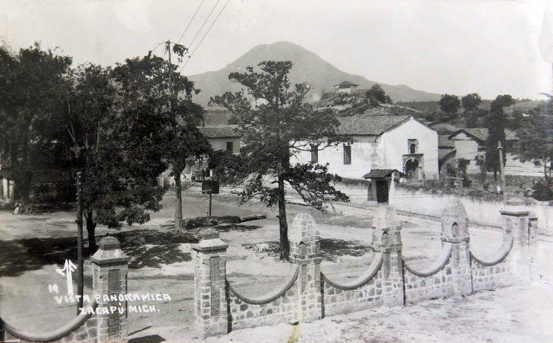 PANORAMA Hacia 1950