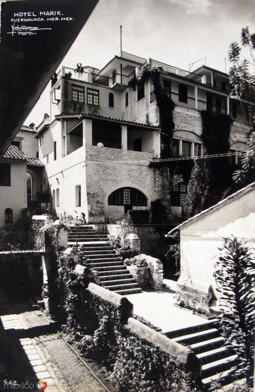 HOTEL Marik Hacia 1945