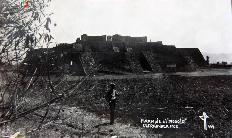 PIRAMIDE EL MOGOTE