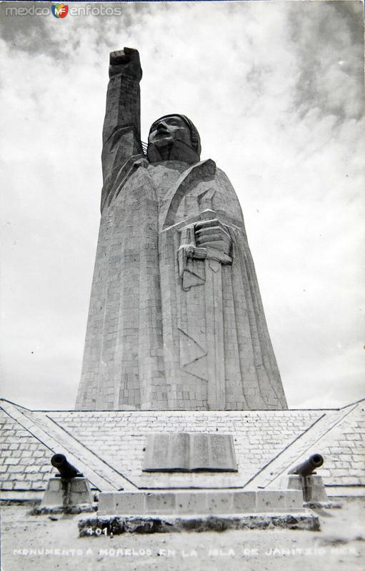 MTO. A MORELOS Hacia 1945