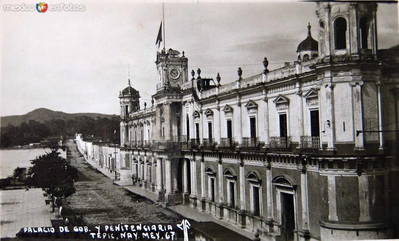 PALACIO DE GOBIERNO Y PENITENCIARIA