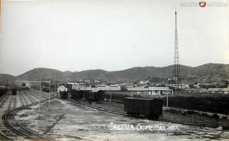 ESTACION FERROVIARIA PANORAMA
