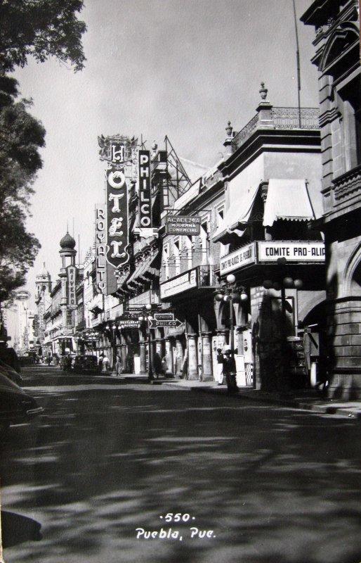 AVENIDA Hacia 1945