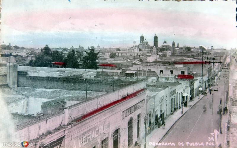 PANORAMA Hacia 1940