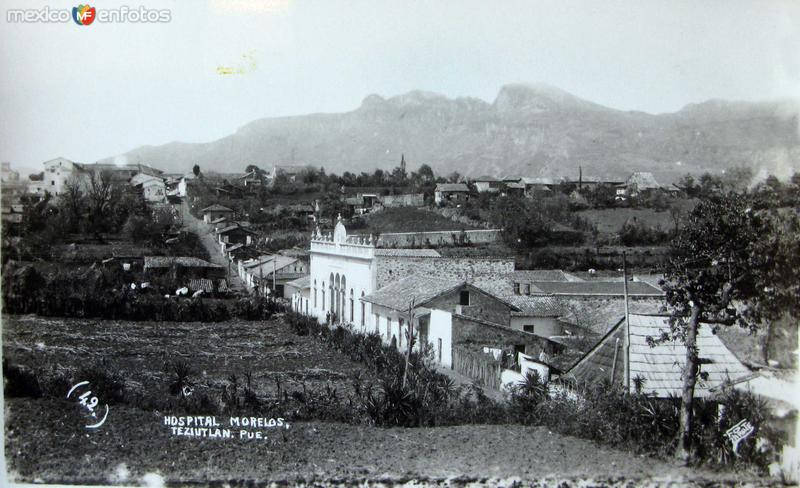 HOSPITAL MORELOS Hacia 1945