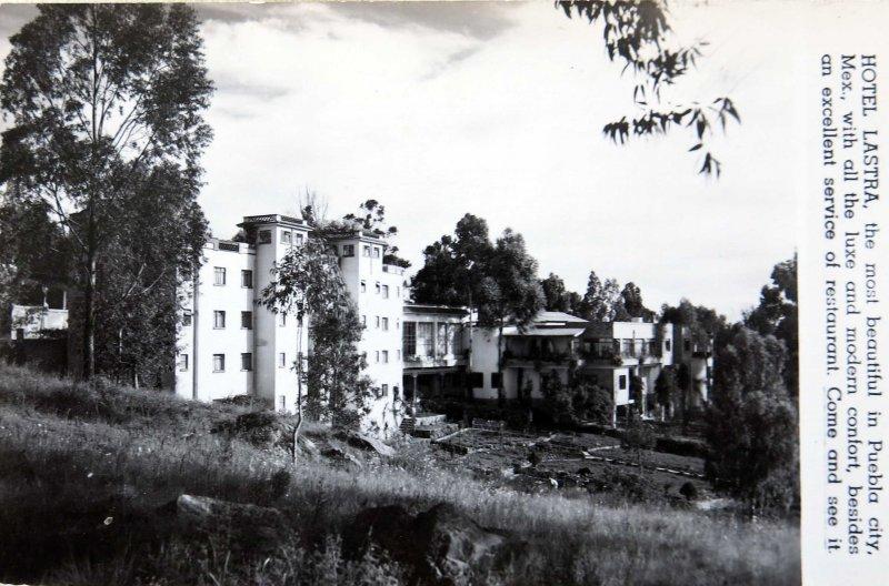 HOTEL LASTRA Hacia 1945