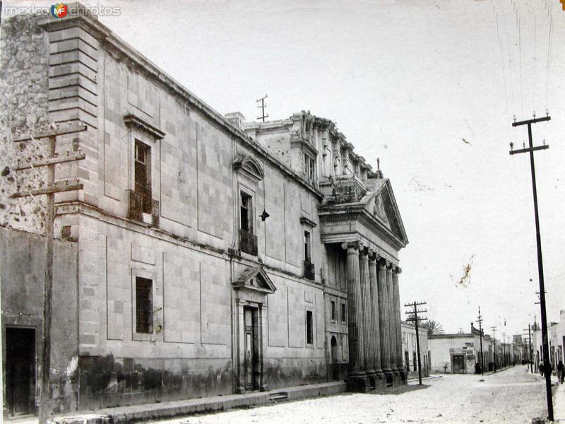 Convento de las Teresitas (Hacia 1945)