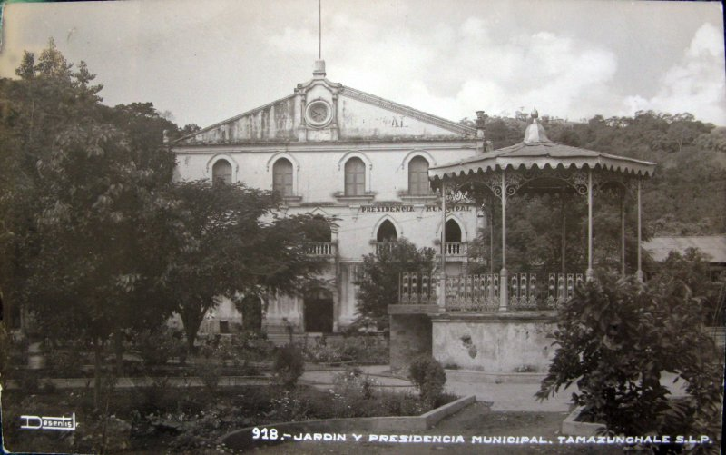 PRESIDENCIA MUNICIPAL PANORAMA