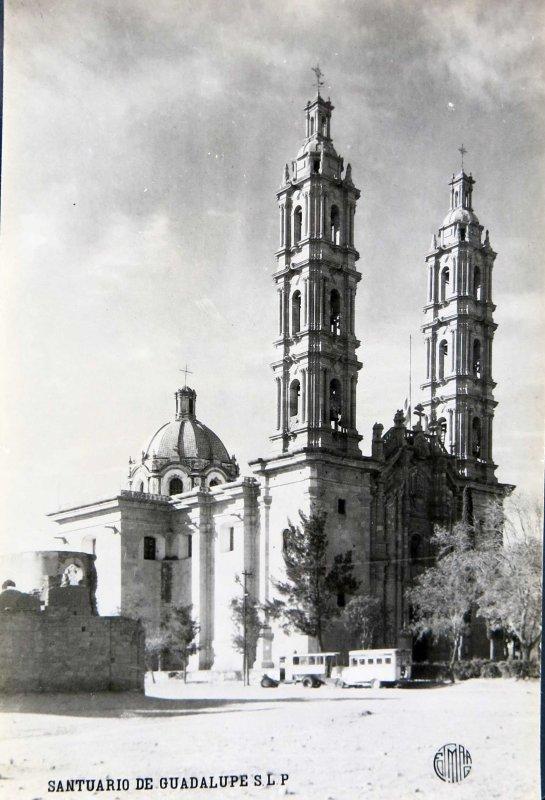 SANTUARIO DE GUADALUPE PANORAMA