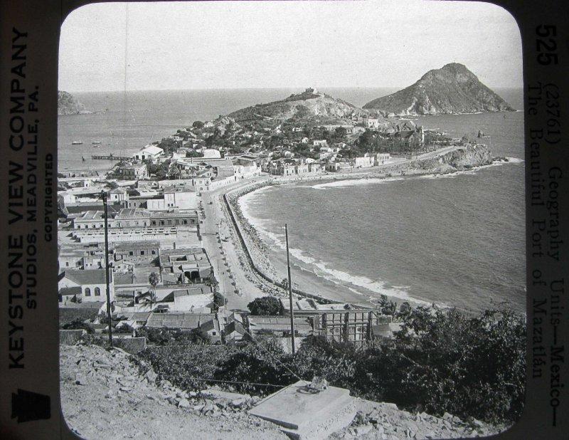 PANORAMA Hacia 1914
