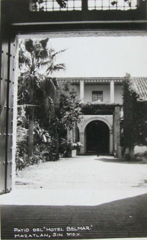 HOTEL BELMAR Hacia 1945