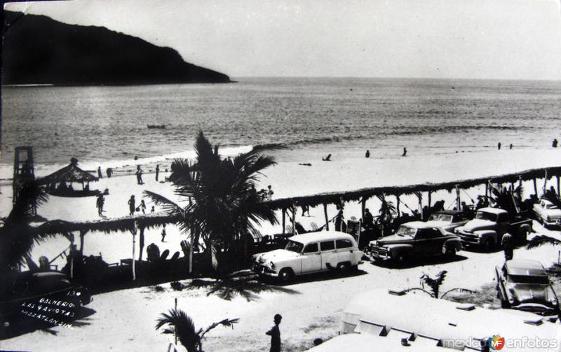 PANORAMA PLAYERO Hacia 1945