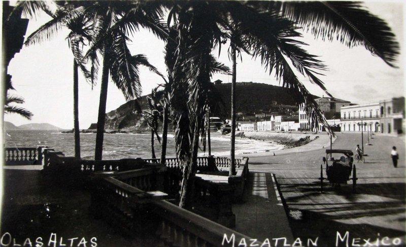 PANORAMA OLAS ALTAS Hacia 1945