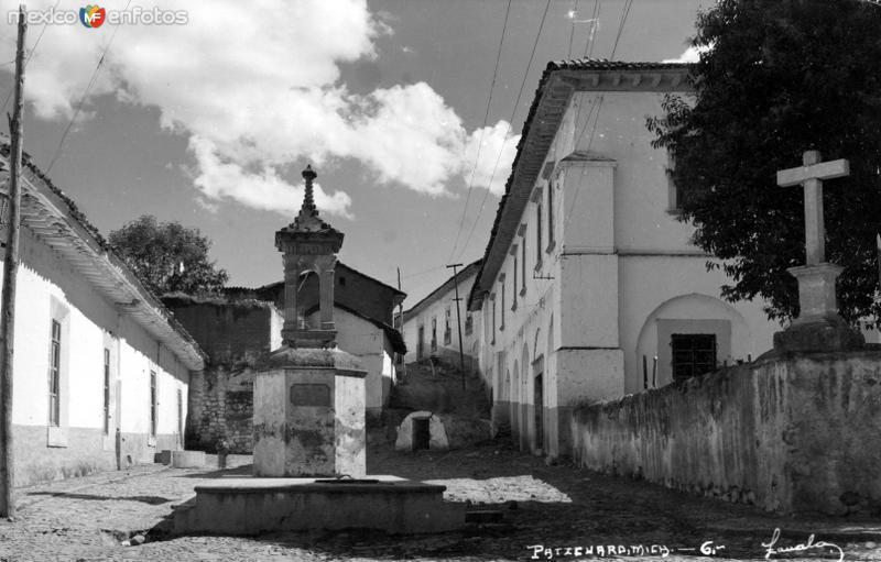 Calles de Pátzcuaro