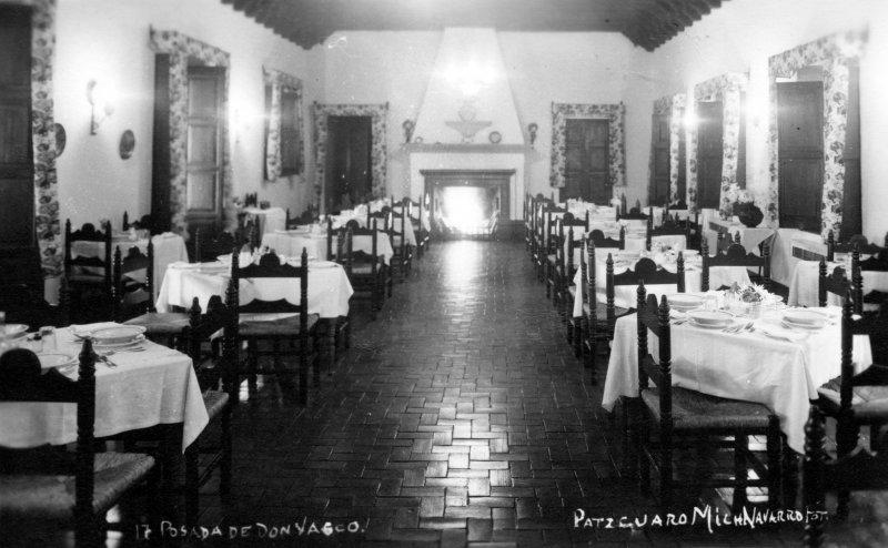 Restaurante de la Posada de Don Vasco