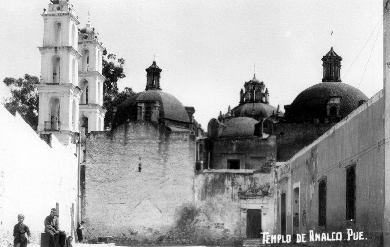 Templo de Analco