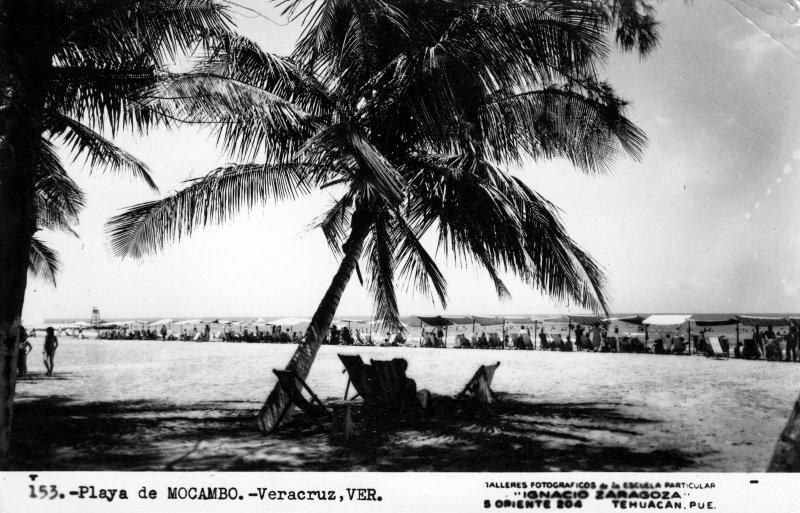 Playa de Mocambo