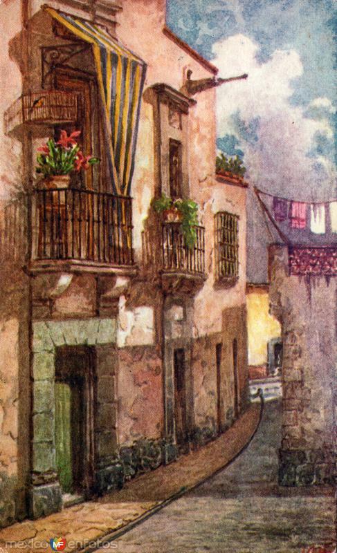 Calle mexicana