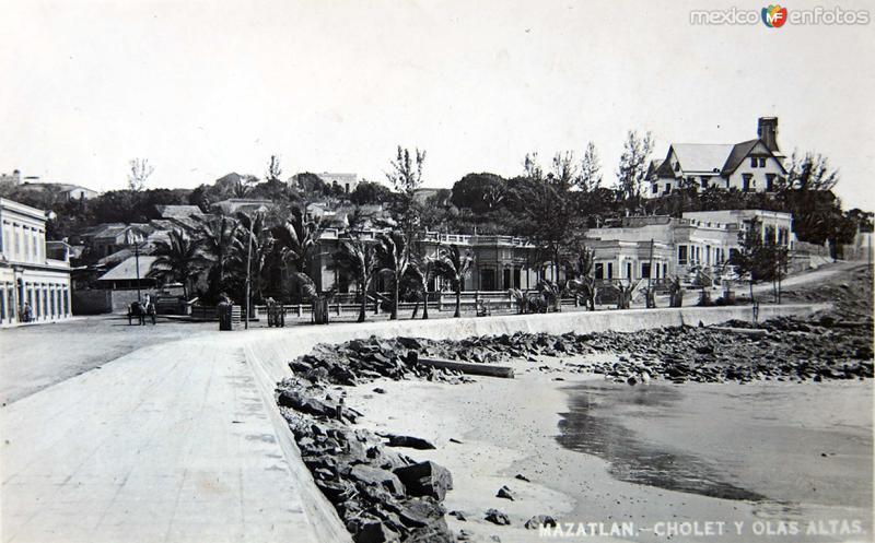 OLAS ALTAS PANORAMA Hacia 1920