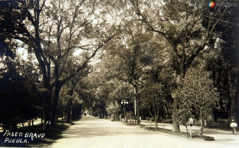Paseo Bravo (circa 1940)