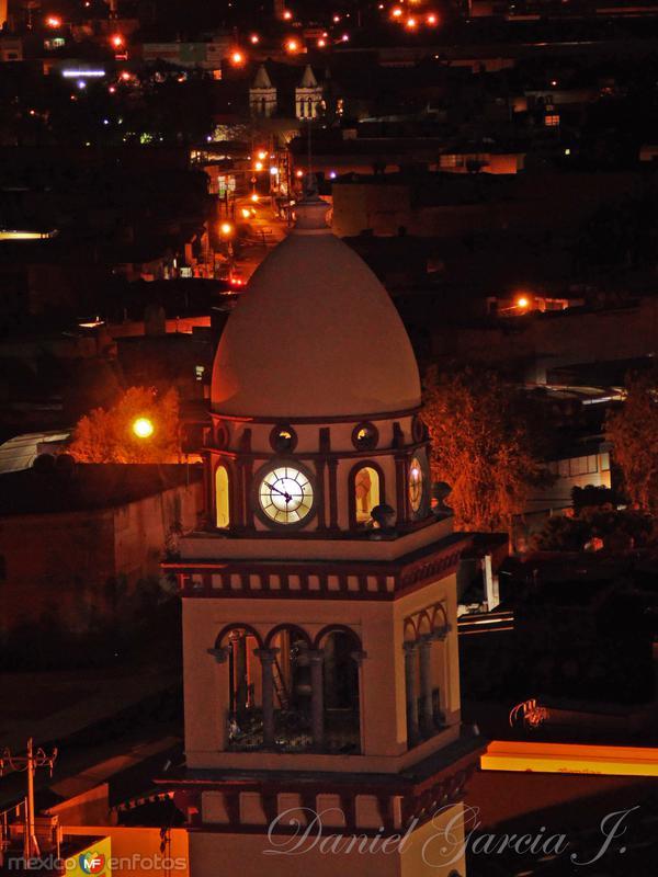 Torre del Mercado Morelos