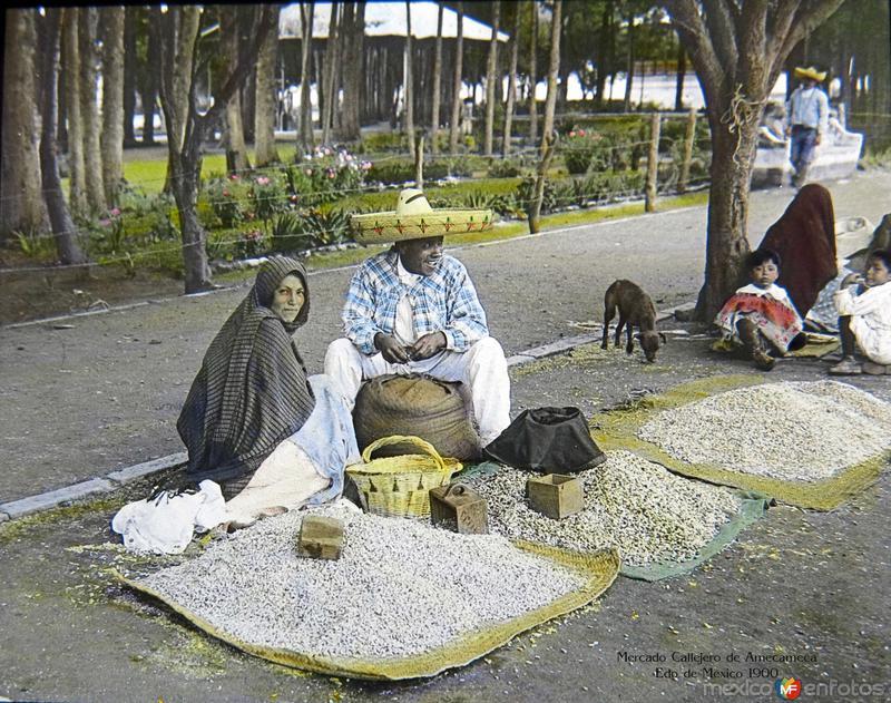 Mercado Callejero de Amecameca