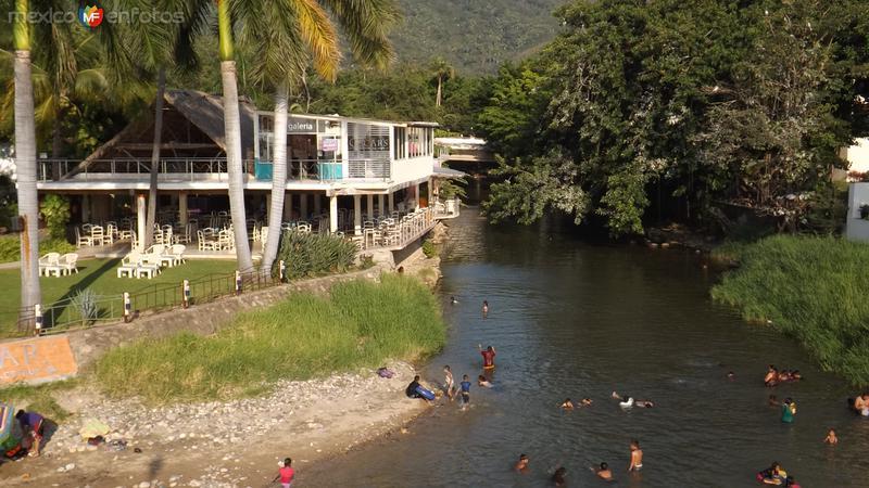 La Isla del río Cualé. Abril/2015