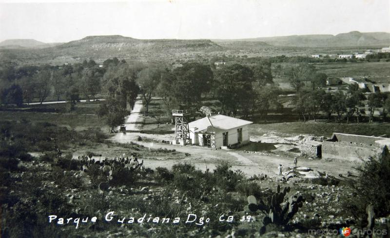 PANORAMA PARQUE GUDIANA