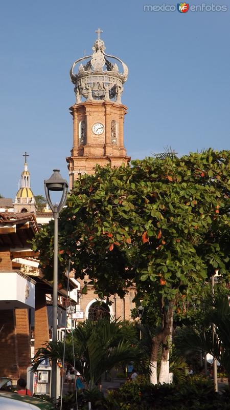 La Parroquia de la Virgen de Guadalupe. Abril/2015