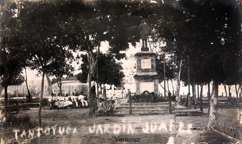 JARDIN JUAREZ