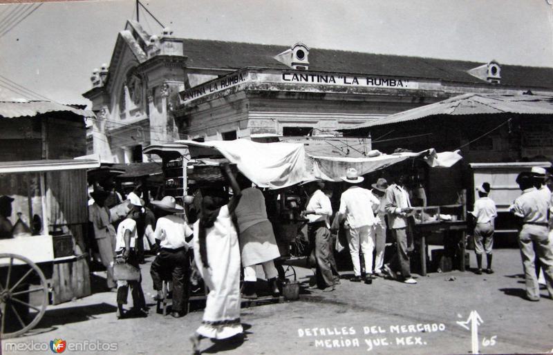 DETALLES DEL MERCADO