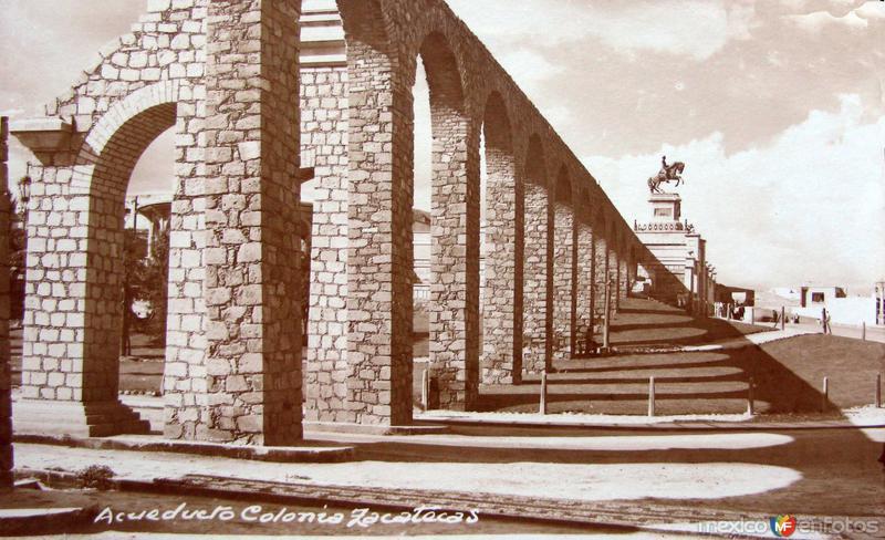 EL AQUEDUCTO Circa 1930-1950