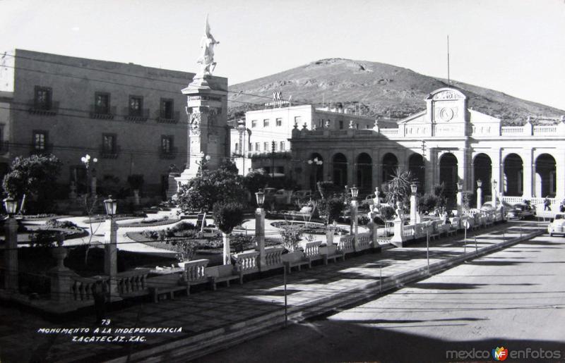 MONUMENTO A LA INDEPENDENCIA Circa 1930-1950
