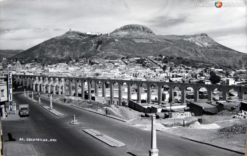 PANORAMA Y ACUEDUCTO