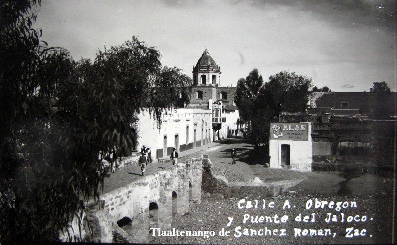 CALLE A OREGON Circa 1930-1950