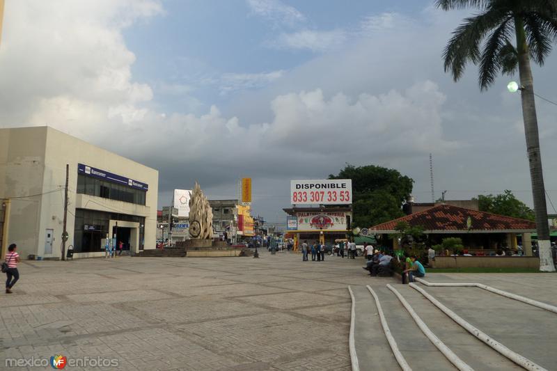 Plaza Plutarco Elias Calles