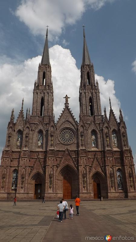 Santuario Guadalupano (Catedral). Abril/2015
