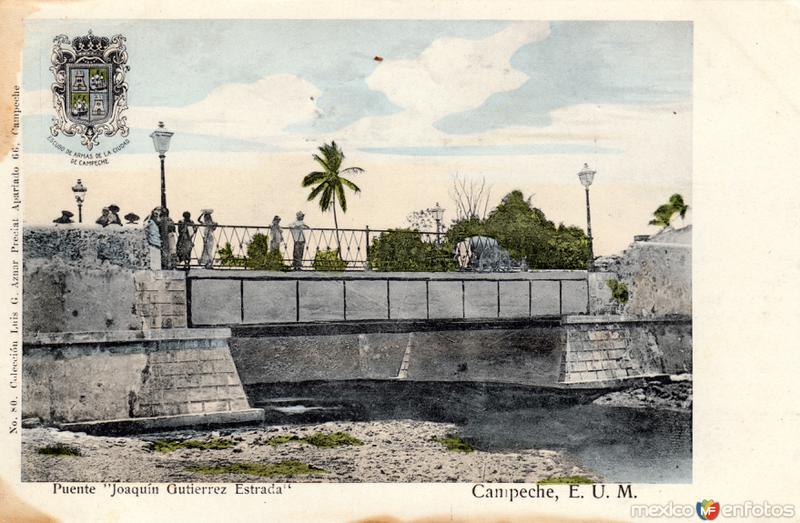 Puente Joaquín Gutiérrez Estrada
