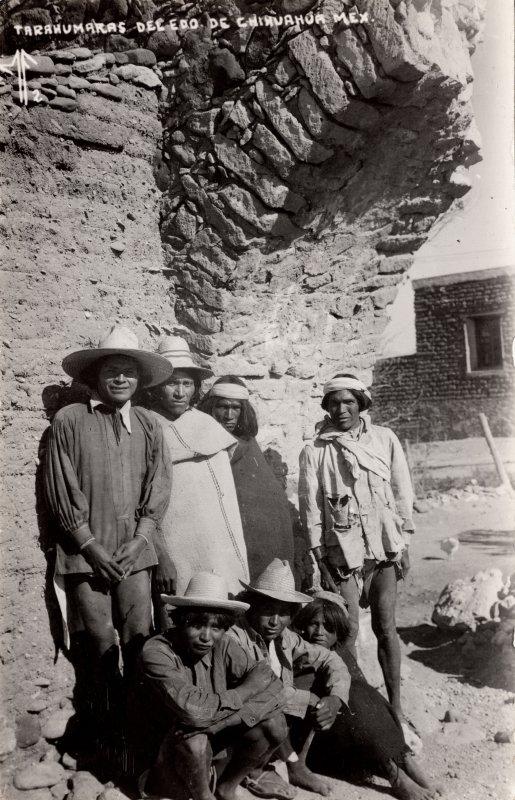 Indígenas Tarahumaras