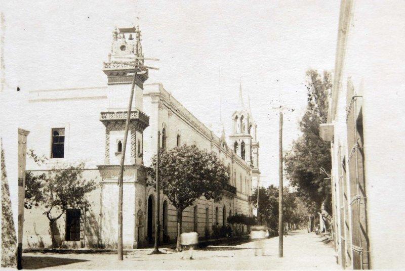 Catedral de Mazatlán (Circa 1910-1920)