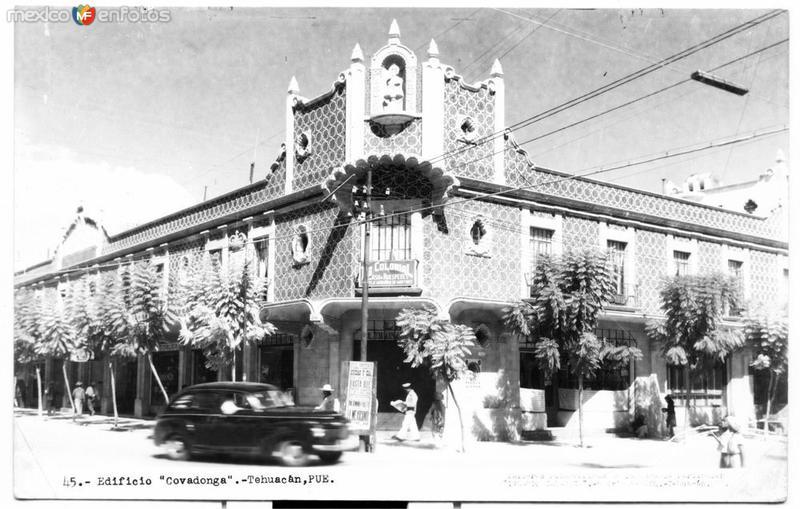 Edificio Covadonga