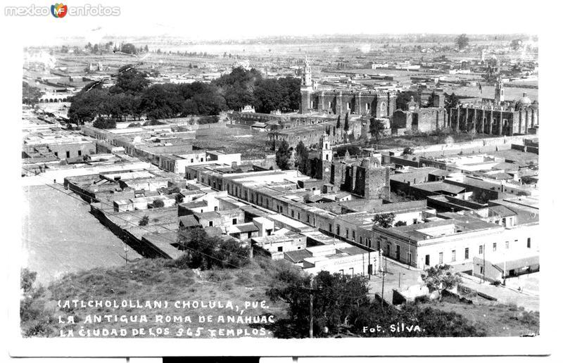 La Antigua Roma de Anahuac