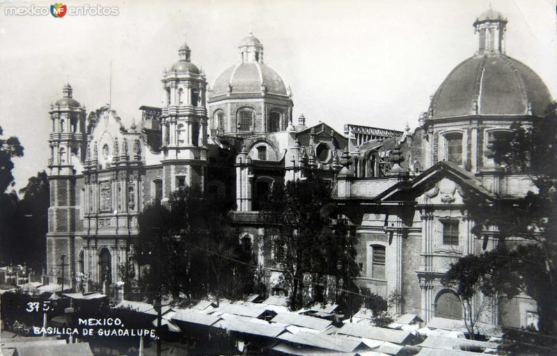 LA VILLA DE GUADALUPE circa 1920-1940